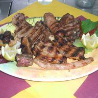 Tris di carne