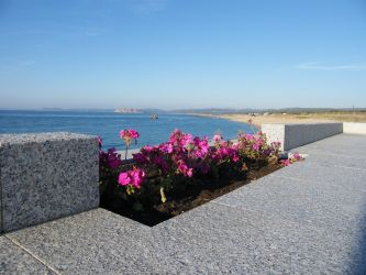 Vista sul mare a Vignola